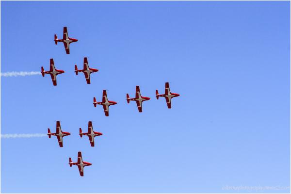 Snowbirds - Capital Air Show, No. 2