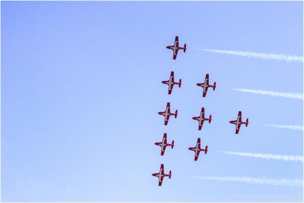 Snowbirds   Capital Air Show, No. 3