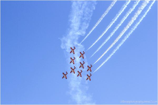 Snowbirds   Capital Air Show, No. 4