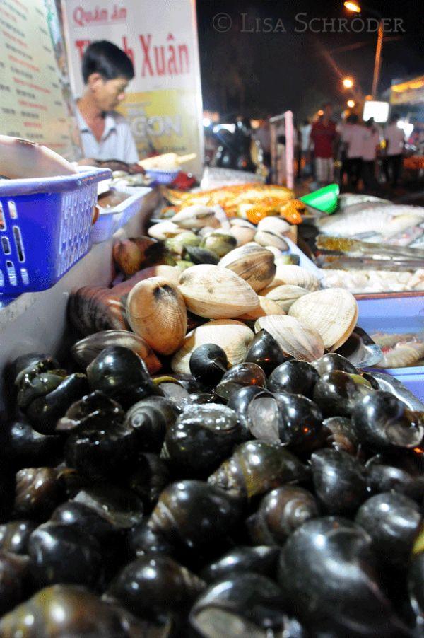 Night market I