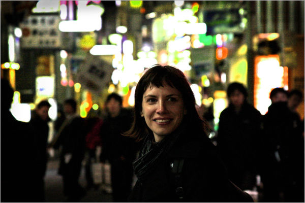 Happy in Shibuya