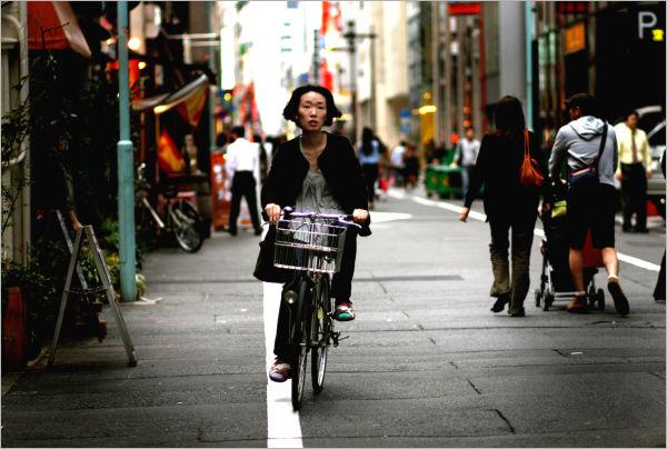 Ginza bike