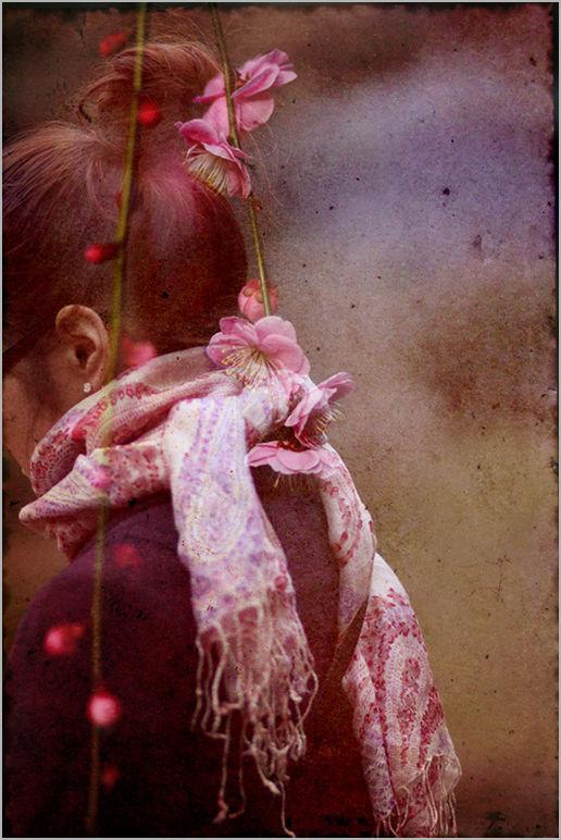 La fille au foulard