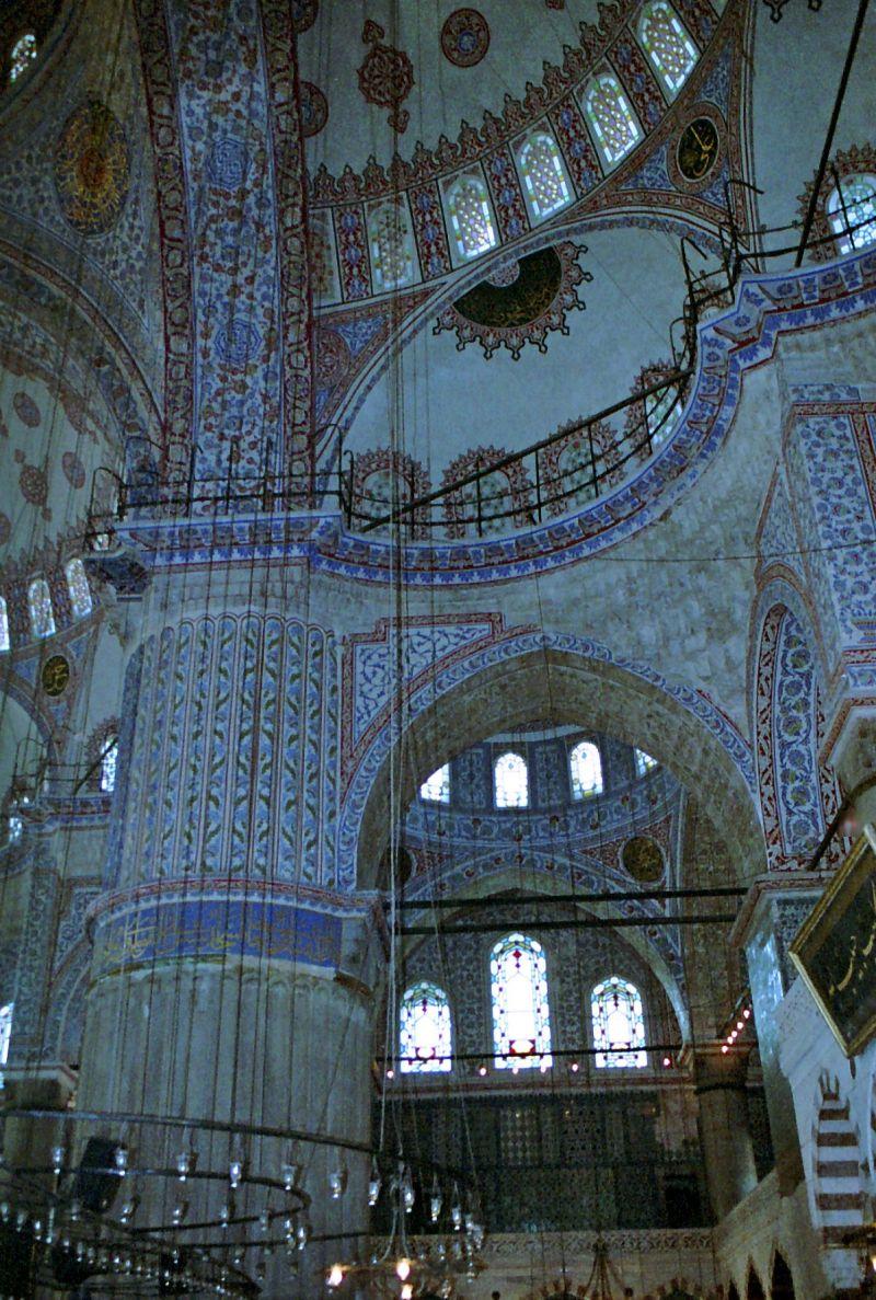 mosqu u00e9e bleue istanbul - architecture photos