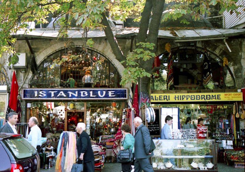Istanbul, joyeuse, vivante et colorée