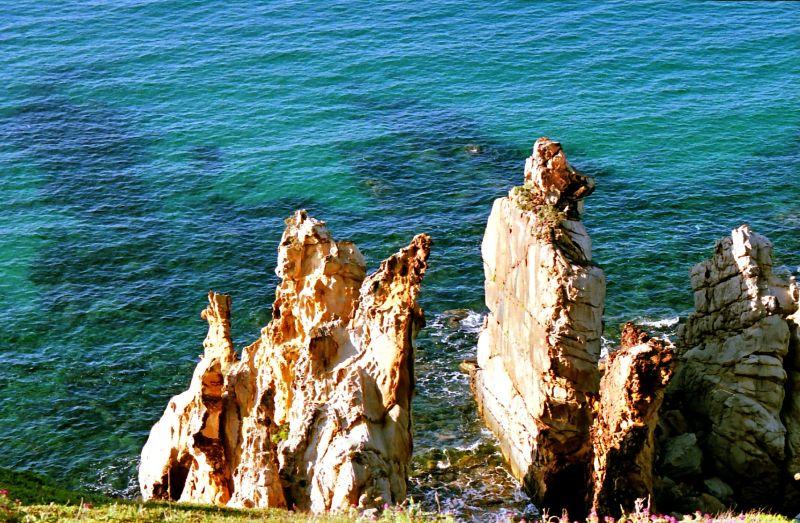 Tabarka (Tunisie) Les Aiguilles