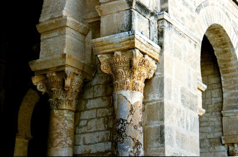 Mosquée de Kairouan (détail) Tunisie