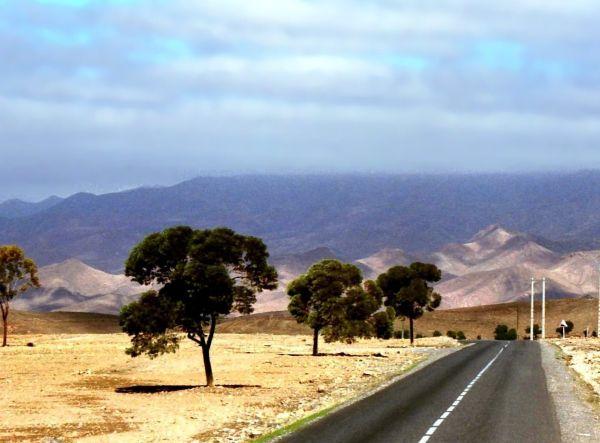 Sur la route d'Agadir