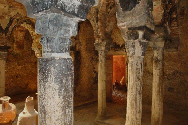 Bains arabes à Palma de Majorque