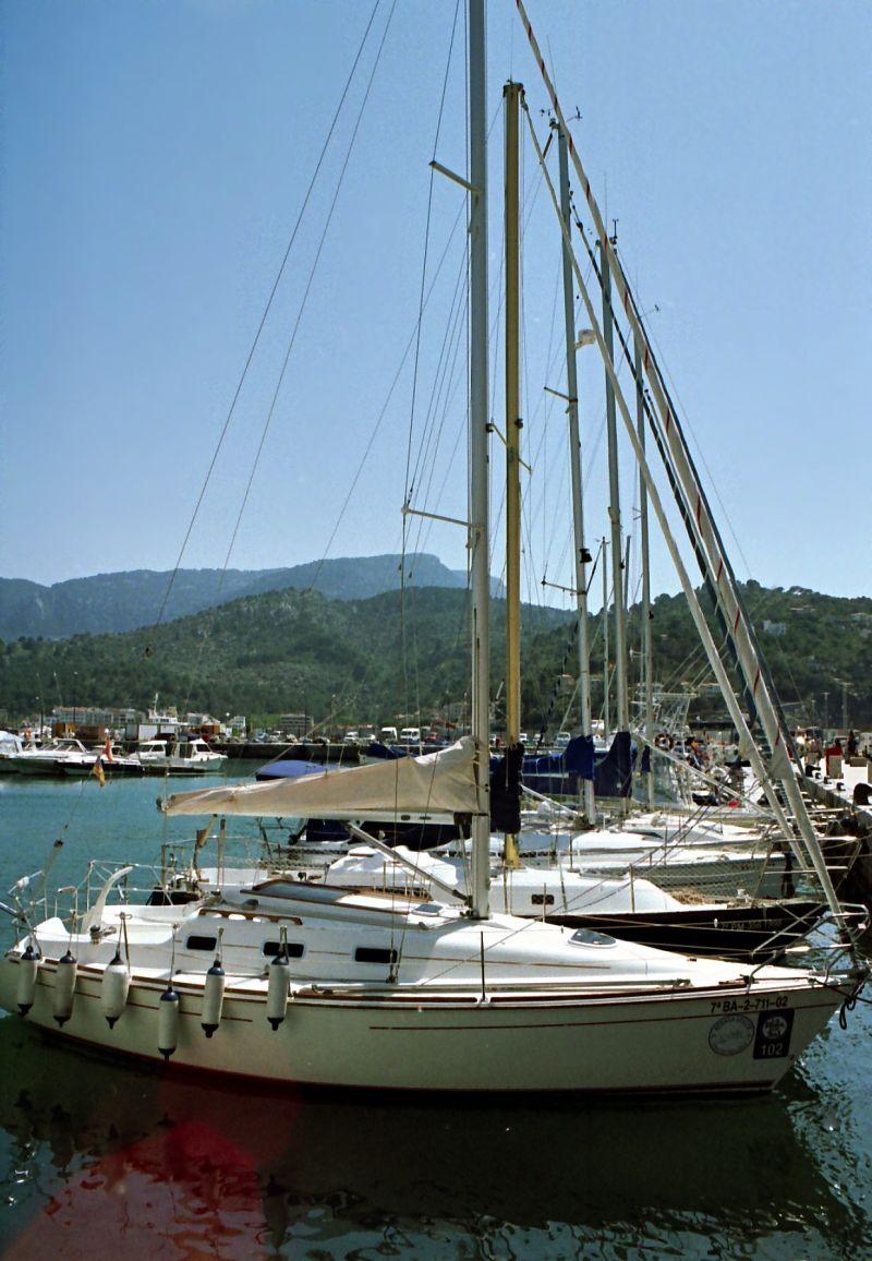 Port de Sòller (Majorque)