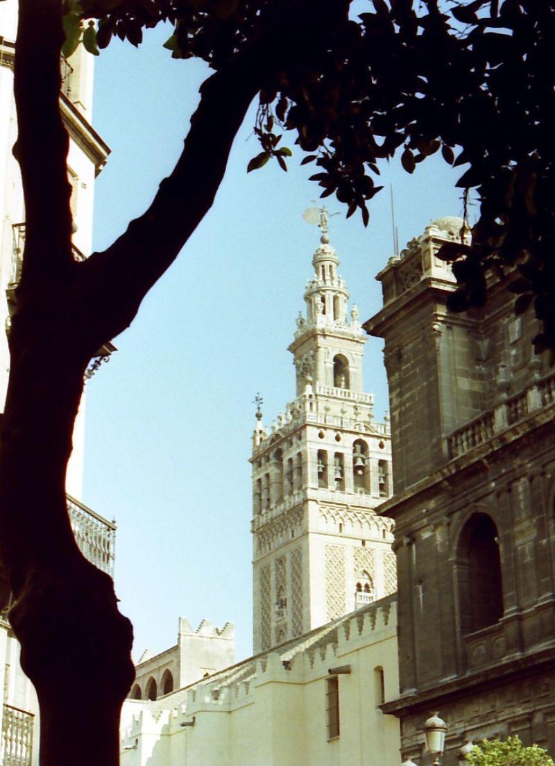 La Giralda de Séville