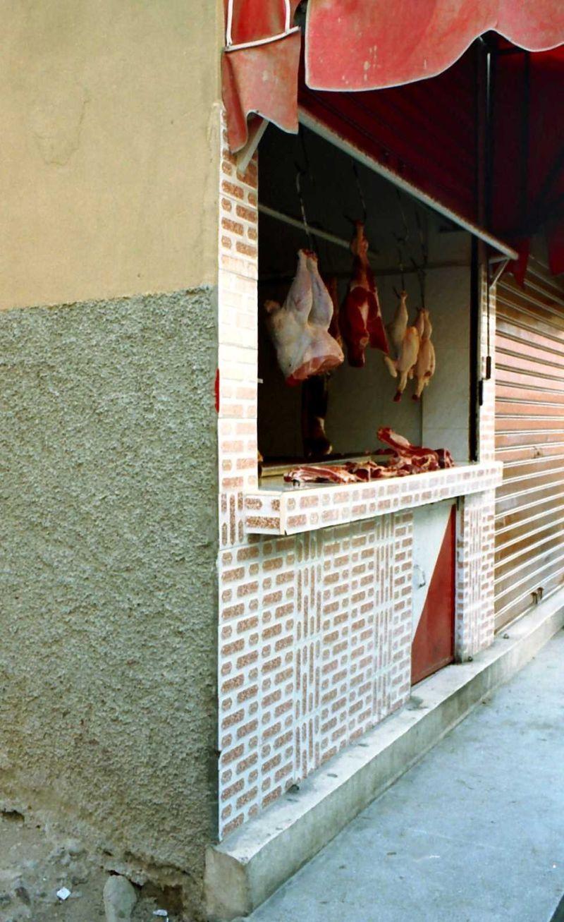 Boucherie à Taroudant