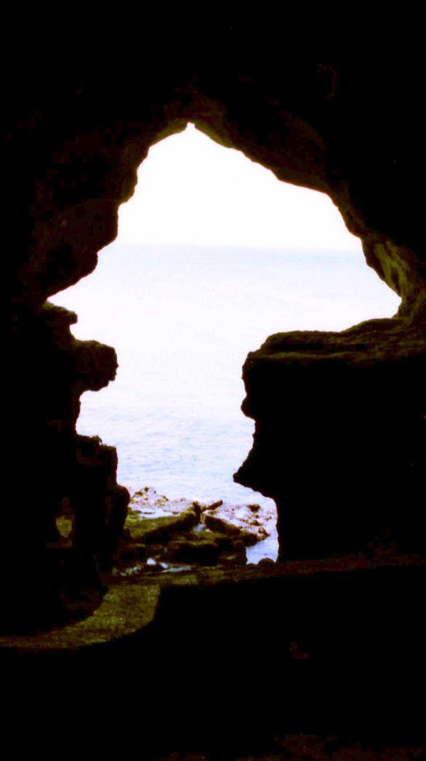 Les Grottes d'Hercule (Maroc, côte Atlantique)
