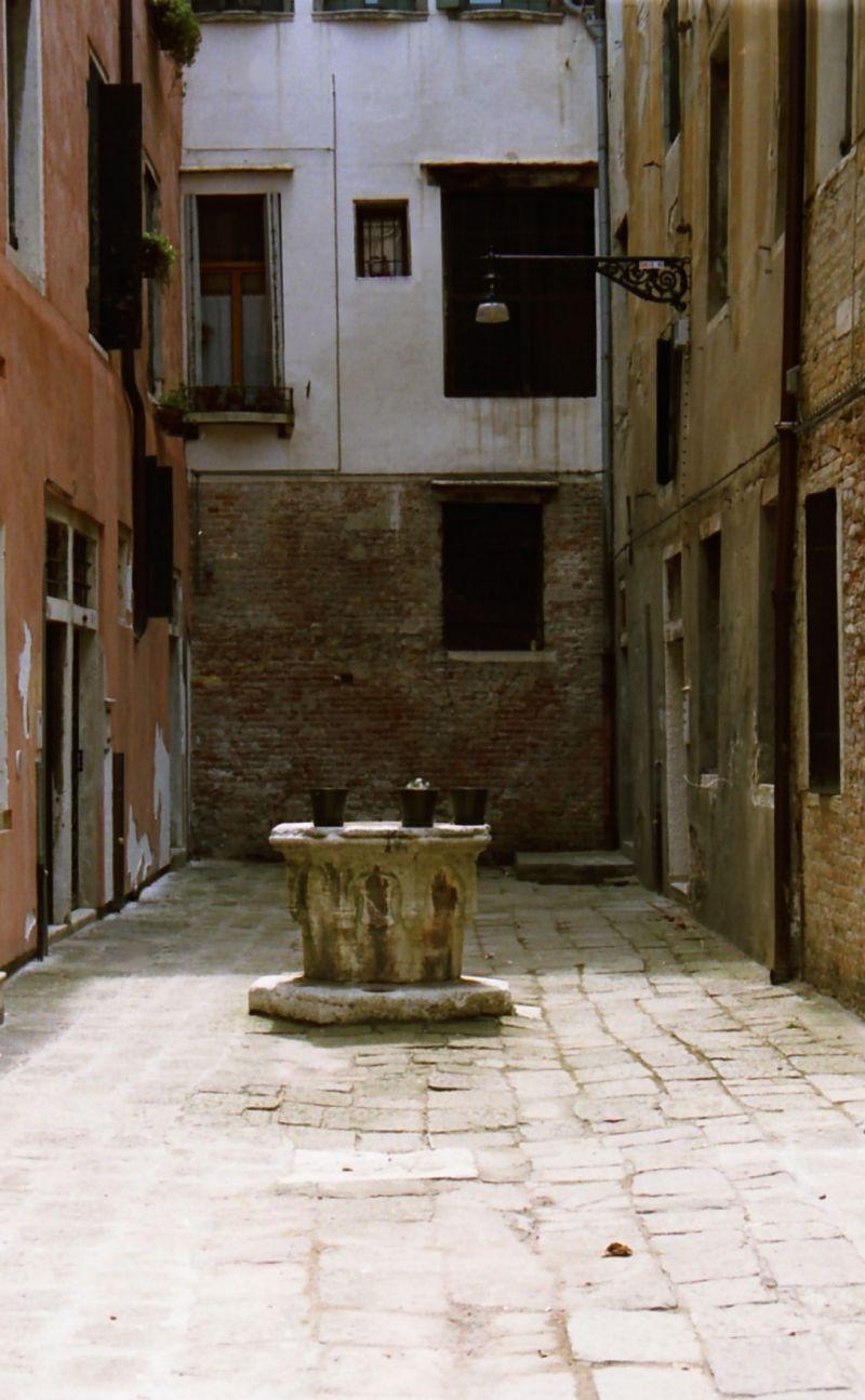 Puits à Venise