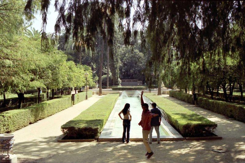 Séville, Parque Maria-Luisa