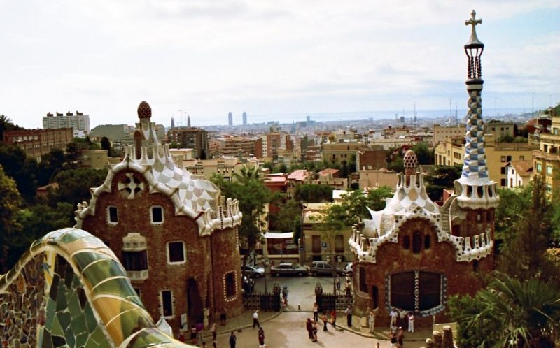 Parc Güell (Barcelone)