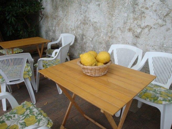 Terrasse à Capri