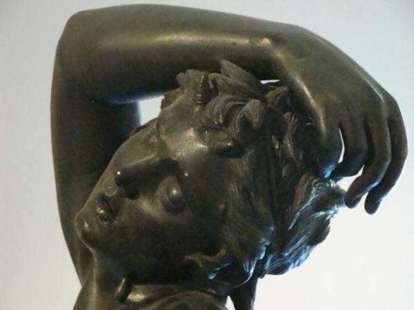 Satyre endormi (Musée de Naples)