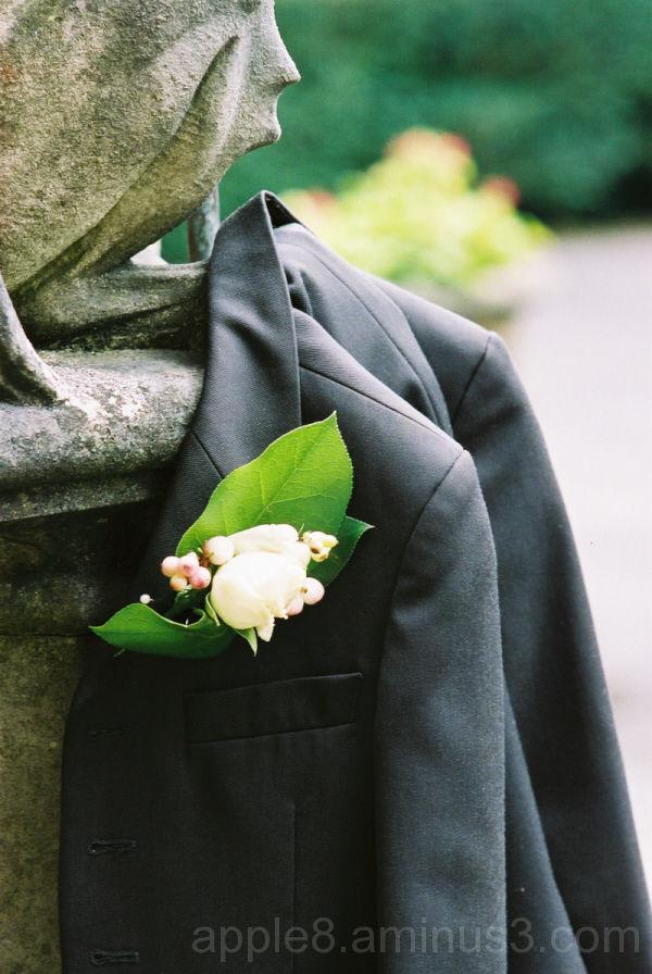 hang the jacket