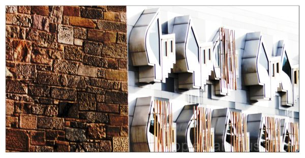 windows and wall