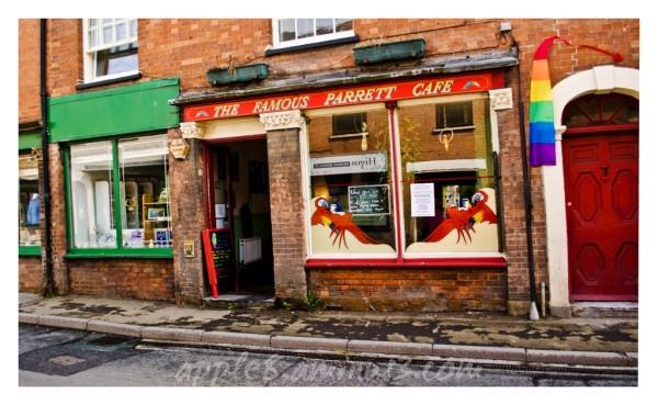 Famous Parrett Cafe - Langport