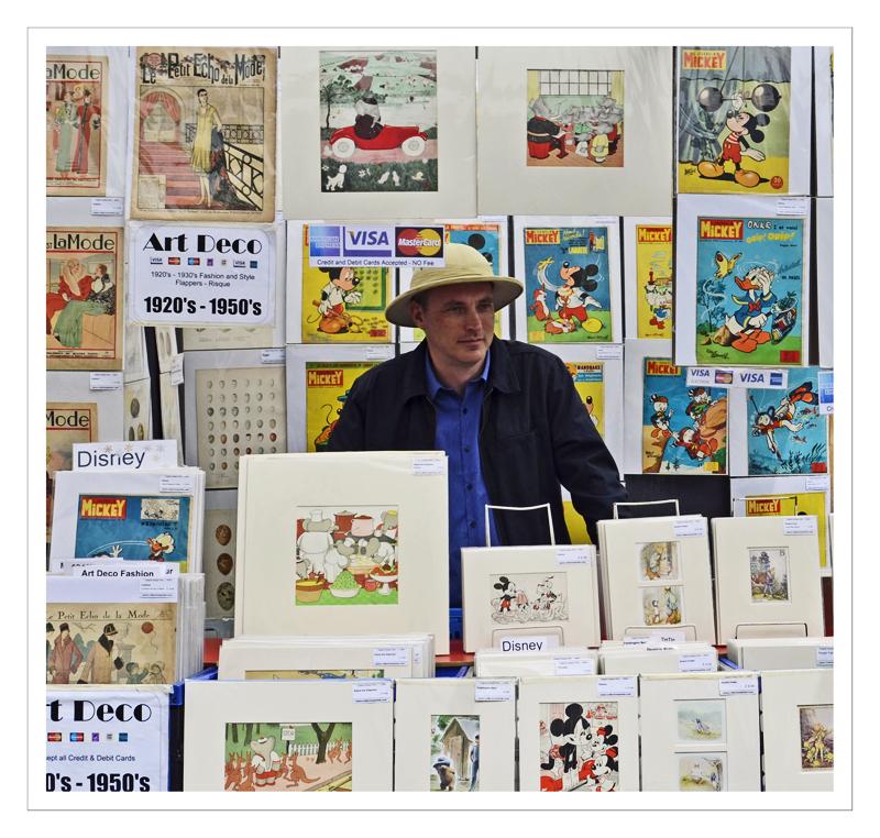 Print Seller Portobello Road