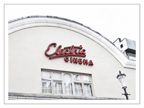 Electric Cinema Portobello