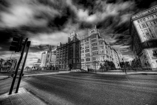 Tower Building Liverpool