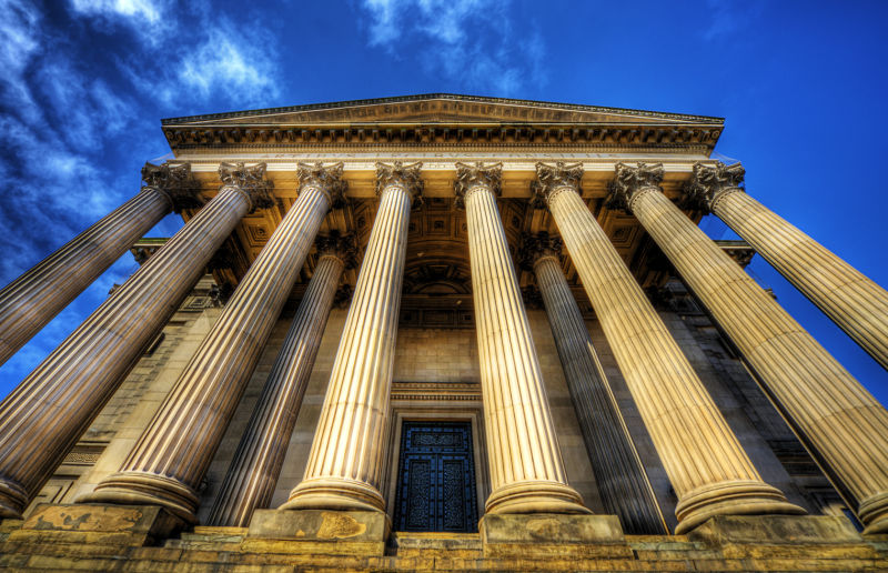 St George's Hall - Liverpool