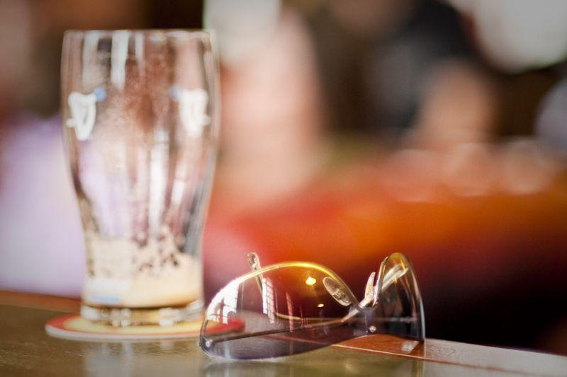 Guinness & Sunglasses