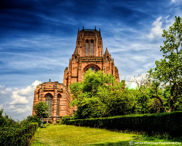 South Side of the Anglican Cathedral