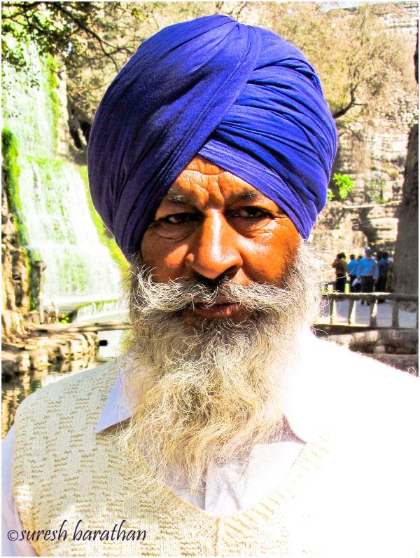 A Legendary Sardhar