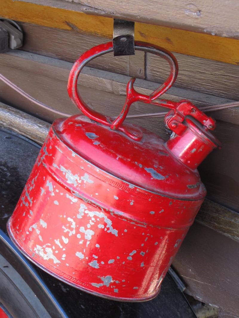 red jug at the county fair