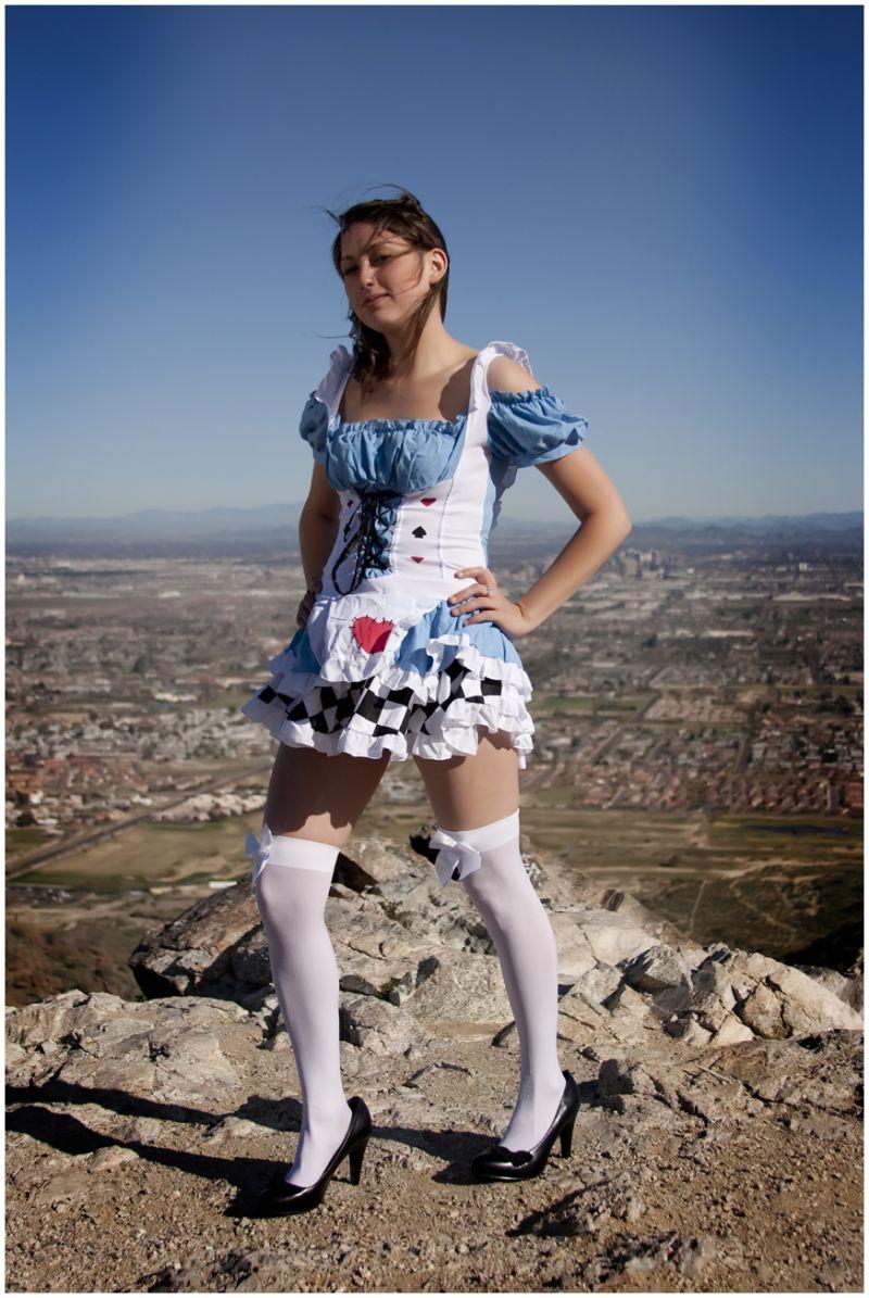 Alice in the Desert