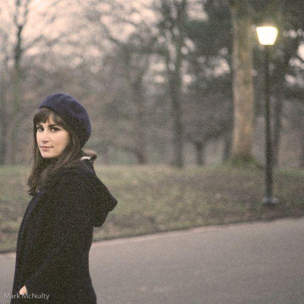 Candie Payne, Sefton Park, Liverpool.