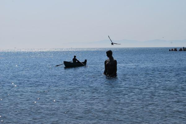 widok na zalew amurski