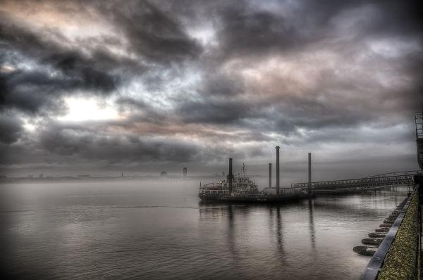 Mersey Ferry Port Liverpool
