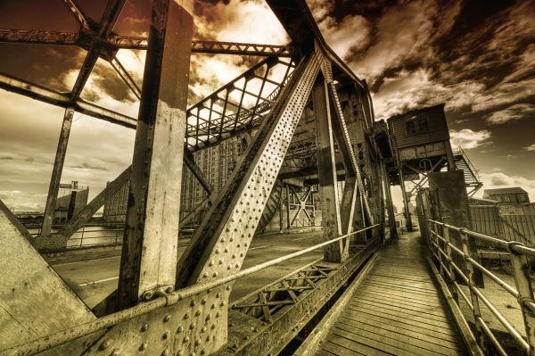 Stanley Dock Bridge