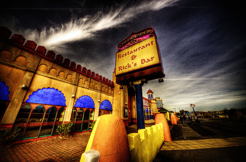 Rick's Bar