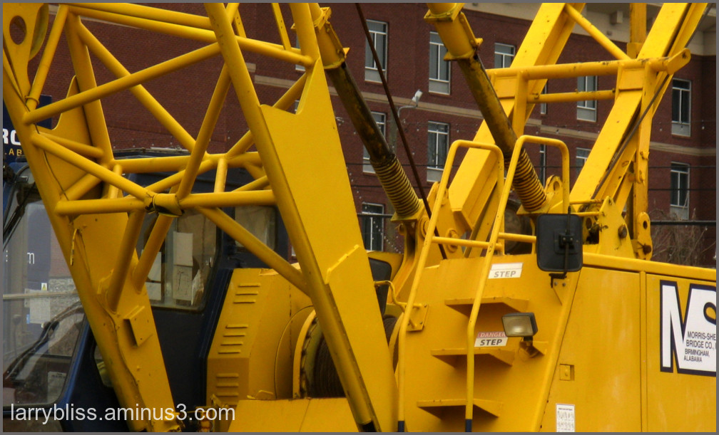 Big Yellow Crane