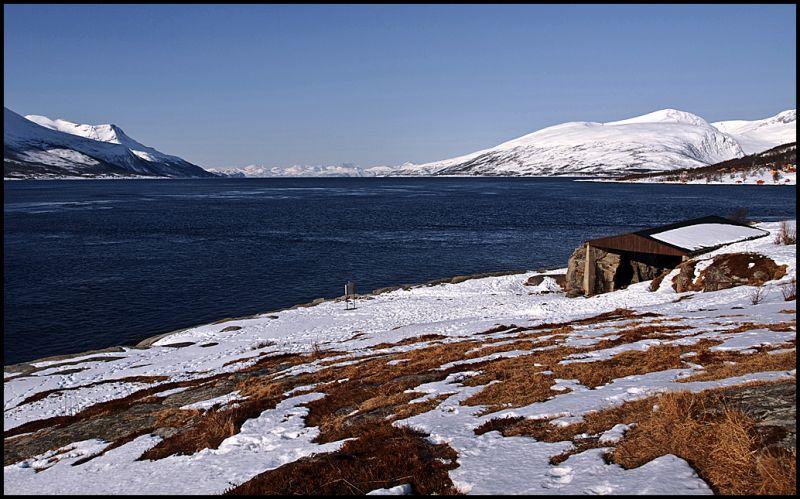 Stunning view from Hella, Tromsø