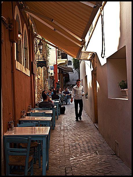 Restaurant Tamam in Chania