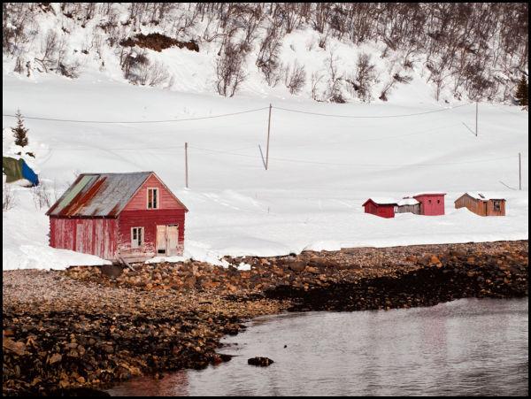 Breivikeidet outside Tromsø