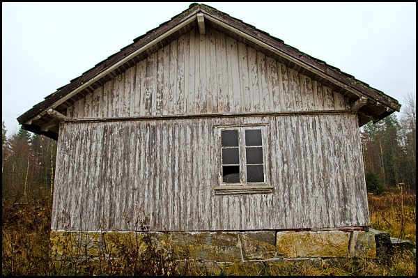A old farmhouse in Norway