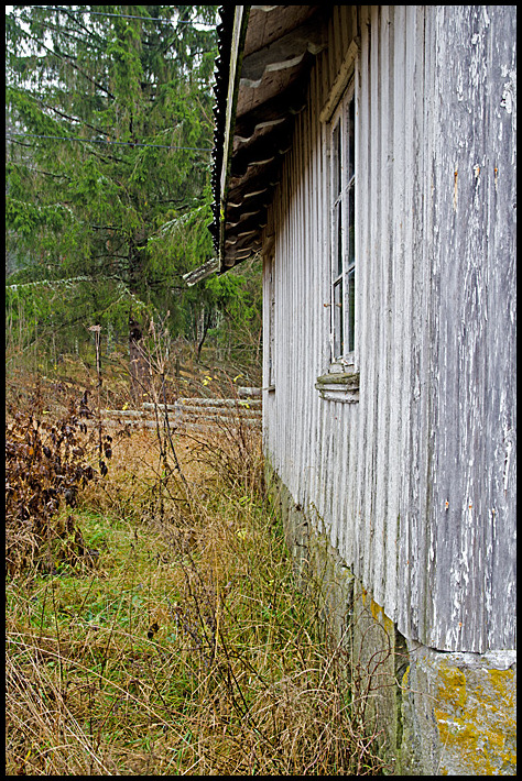 Old farmhouse in Norway