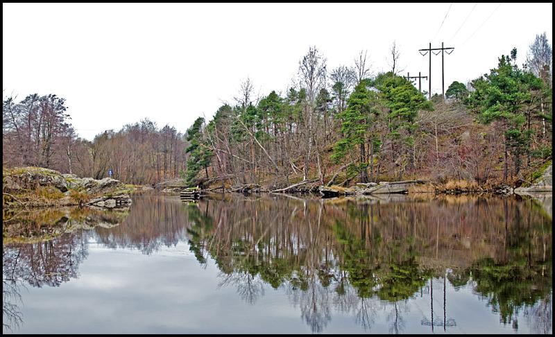 View from Nesparken, Moss