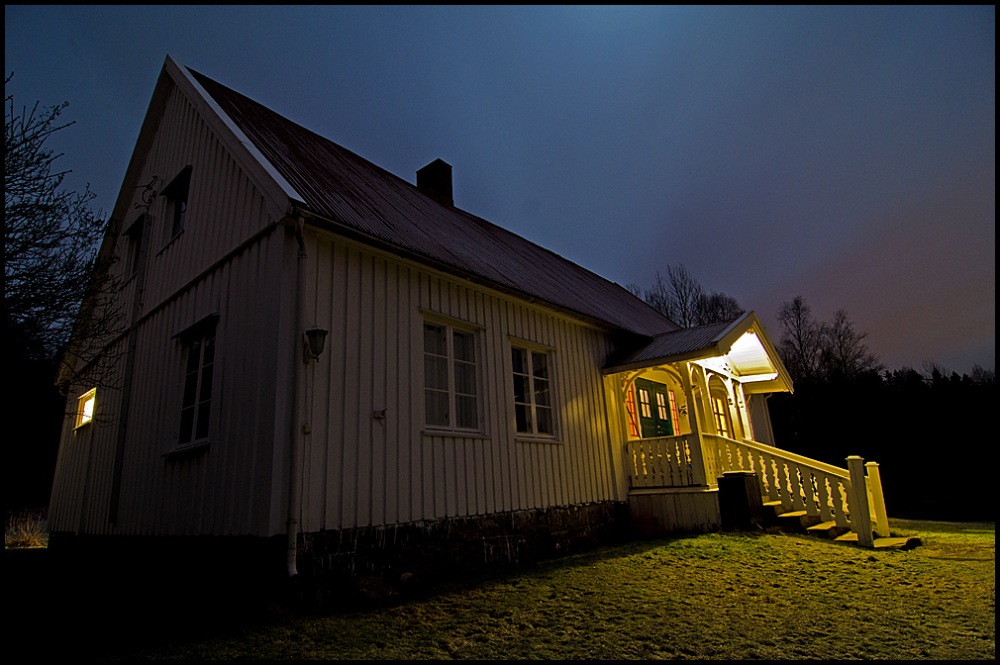 Farmhouse in Norway