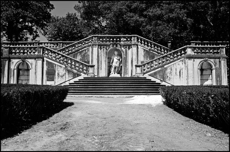 Jardim Botanico da Ajuda (Formal garden in Belem)