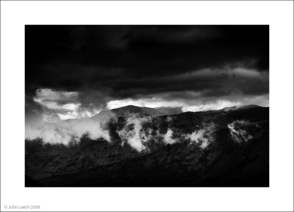 More cloud on Steel Fell