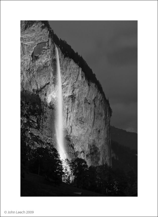 Lauterbrunnen fall